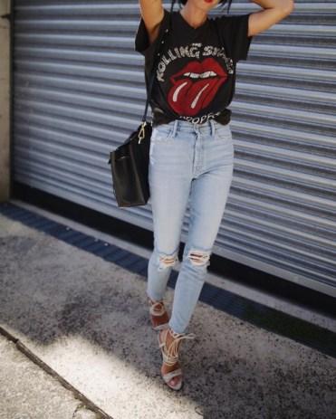 l5n63z-l-610x610-shoes-tumblr-sandals-high+heel+sandals-sandal+heels-grey+sandals-denim-jeans-light+blue+jeans-ripped+jeans-t+shirt-black+t+shirt-graphic+tee-spring+outfits-bag-black+bag