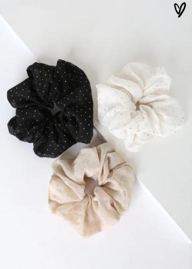 Lulus: Hair Scrunchie